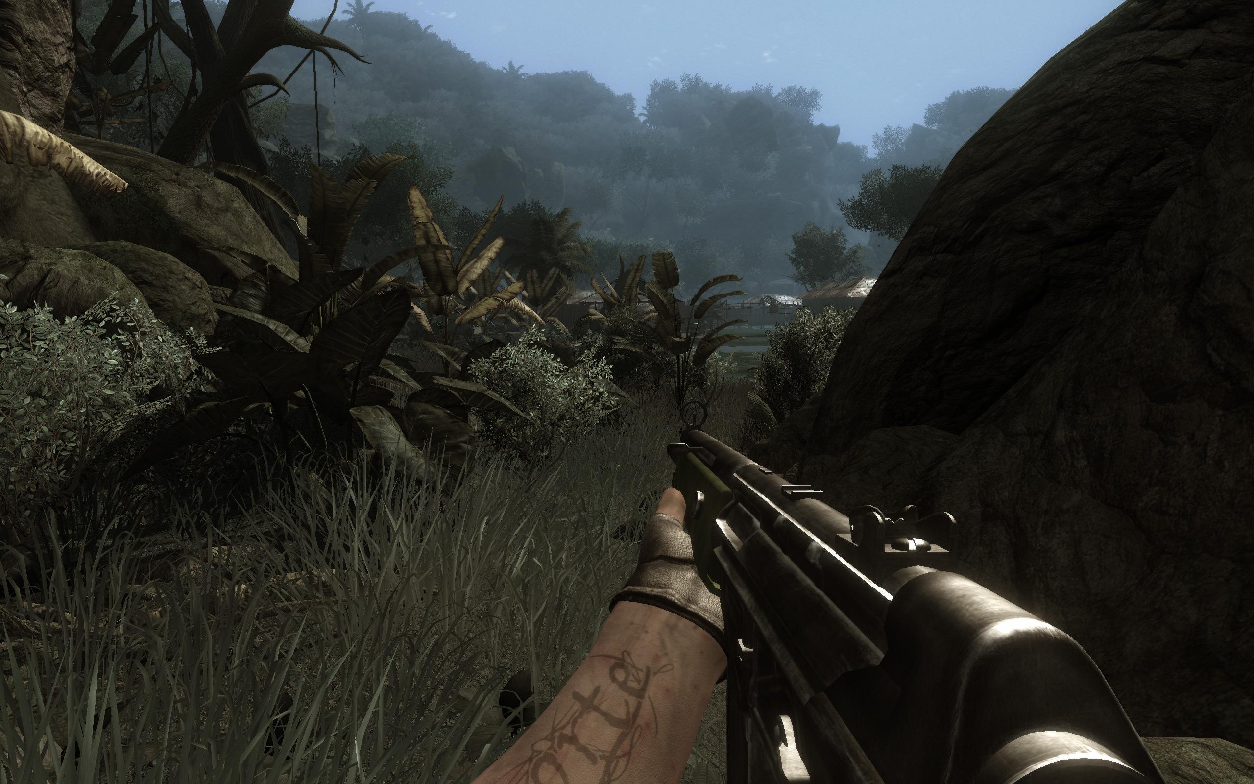 Looking Back At Far Cry 2 - Slashdot